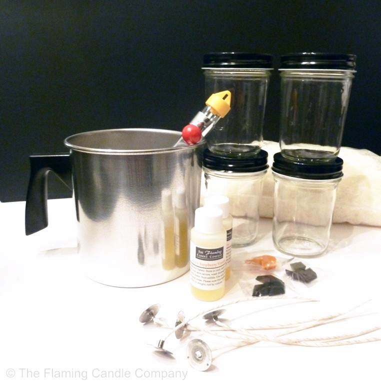Candle Making Kit Picture